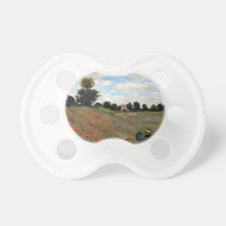 Claude Monet - Les Coquelicots Schnuller