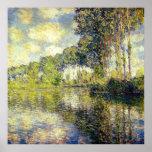 Claude Monet - peupliers sur l'Epte