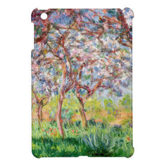 Claude Monet | Printemps Giverny, 1903 iPad Mini Hülle