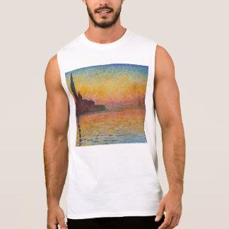 Claude Monet - San Giorgio Maggiore an der Ärmelloses Shirt