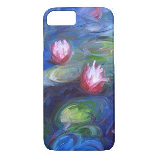 Claude Monet: Wasser-Lilien 2 iPhone 8/7 Hülle