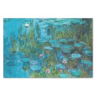 Claude Monet-Wasser-Lilien Nymphéas GalleryHD Seidenpapier
