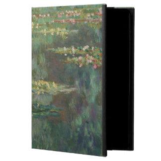 Claude Monet-Wasser-Lilien-Teich-schöne Kunst