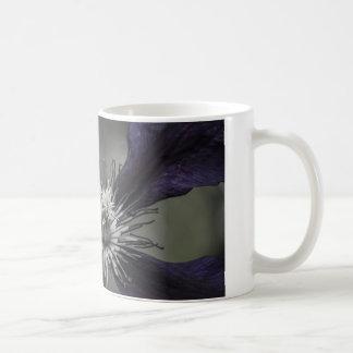 Clematis Kaffeetasse