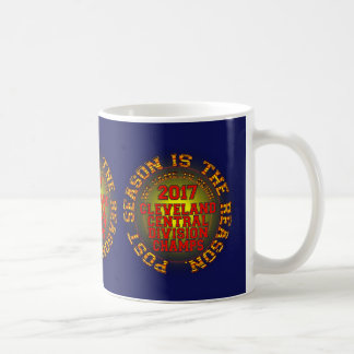 Cleveland 2017 zentrale Abteilungs-Champions Kaffeetasse