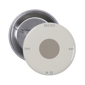 Click Wheel Runder Button 5,1 Cm