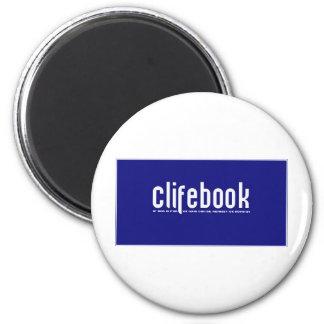 CLifeBook Speicher Runder Magnet 5,1 Cm