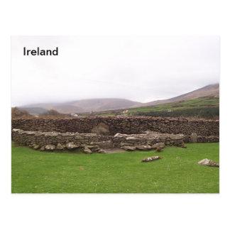clochan, Risac, Kerry, Irlande Carte Postale