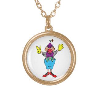 Clown Vergoldete Kette