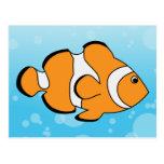 Clownfish Cartes Postales