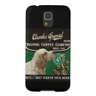 Clumber Spaniel-Marke - Organic Coffee Company Samsung S5 Hüllen
