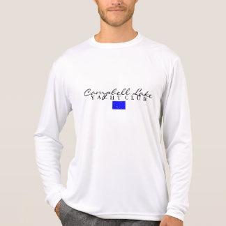 CLYC Alaska Konkurrenten-lange Hülse der Sport-Tek T-Shirt