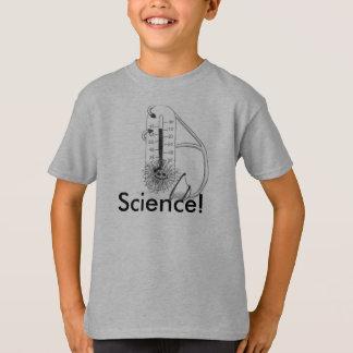 """Clyde das untote Staub-Häschen """"Wissenschaft!"""" T-Shirt"""