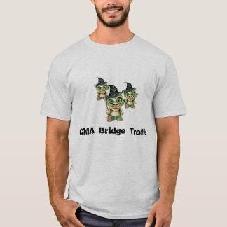 CMA Brücken-Schleppangel-T - Shirt