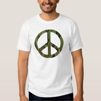 CND Tarnungs-Armee-Art-Entwurf, Kern Shirts