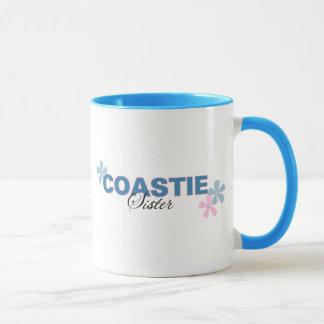 Coastie Schwester Tasse