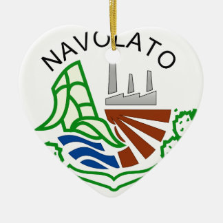 Coat_of_arms_of_Navolato, _Sinaloa Keramik Ornament