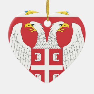 Coat_of_arms_of_Serbia_small_ (2004_-_2010) Keramik Herz-Ornament