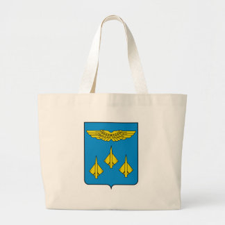 Coat_of_Arms_of_Zhukovsky_ (Moscow_oblast) Jumbo Stoffbeutel
