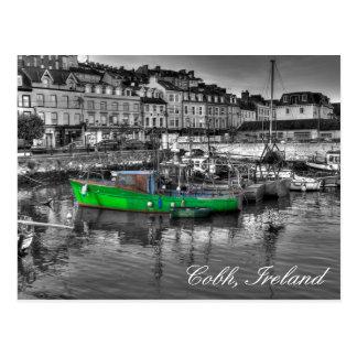 Cobh, Irland Postkarte