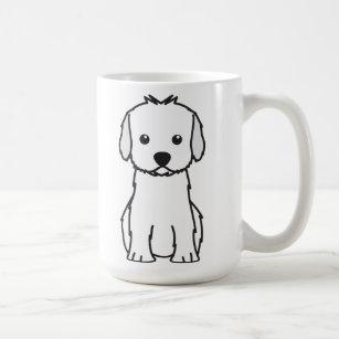 Cockapoo HundeCartoon Kaffeetasse