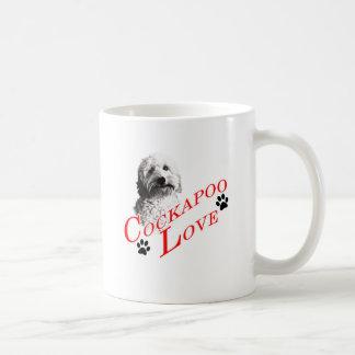 Cockapoo Liebe Kaffeetasse