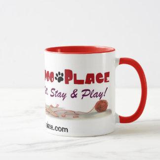 Cockapoo Platz-Tasse Tasse