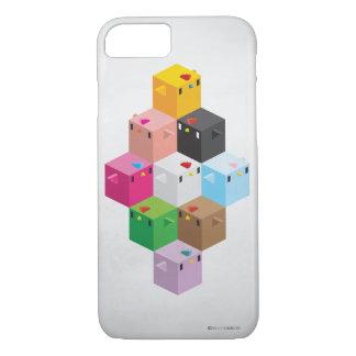 Cockblock Notime Fall iPhone 8/7 Hülle