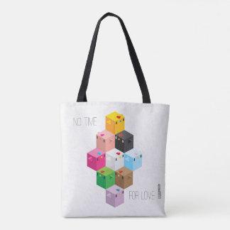 cockblock stapelt Tasche