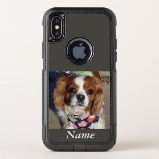 Cocker spaniel iPhone X Fall OtterBox Commuter iPhone X Hülle
