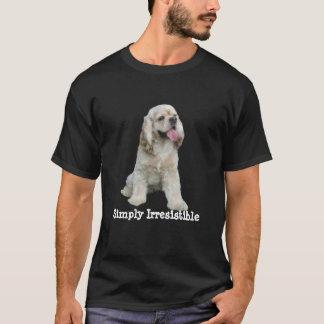 Cockerspaniel-unwiderstehliches UnisexShirt T-Shirt