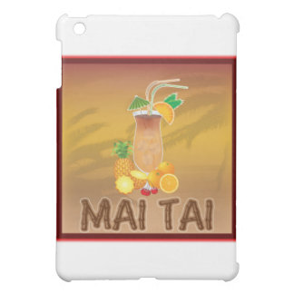 Cocktail MAI Tai iPad Mini Hülle