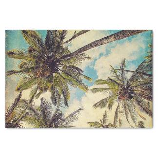 Coco-Palme-Seidenpapier Kauais Hawaii Seidenpapier