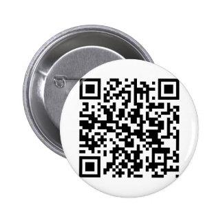 Code de Kony 2012 QR Badge Avec Épingle