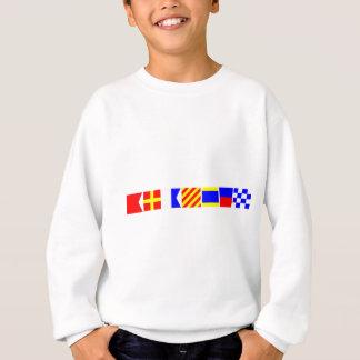 Code-Flagge Brayden Sweatshirt