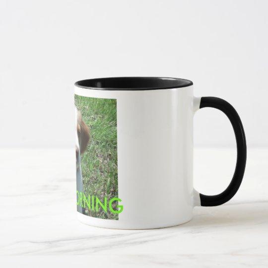 COFFE SCHALEN-HUND TASSE