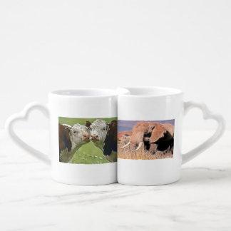 coffie Tassen-Set Liebestassen