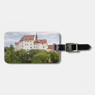 Colditz Schloss Gepäckanhänger