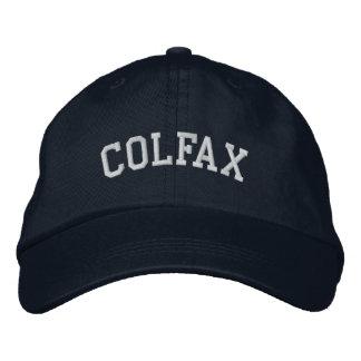 Colfax Bestickte Kappe