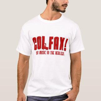 """COLFAX! """"Redlight"""" T - Shirt"""