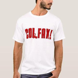 """COLFAX! """"Redlight Weltausflug-"""" T - Shirt 2004"""