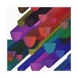 Collage 52 leinwanddruck