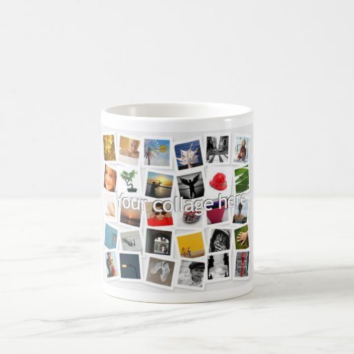 Collage de tasse