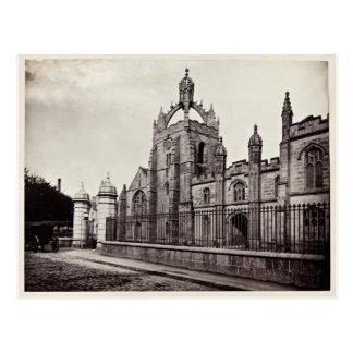College Königs - Aberdeen-Universität - Vintag Postkarte