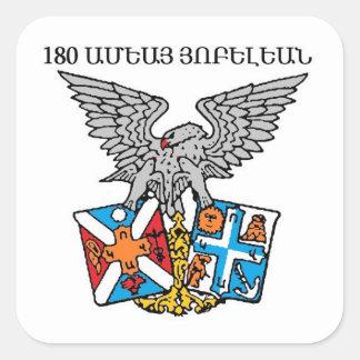 Collegio Armeno Aufkleber