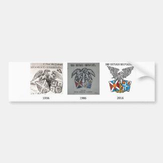 Collegio Armeno historischer Emblem-Autoaufkleber Autoaufkleber