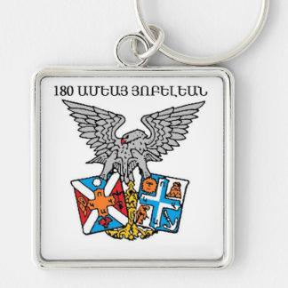 Collegio Armeno Moorat-RAPHAEL Schlüsselkette Schlüsselanhänger