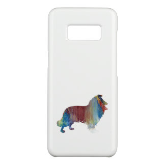 Collie-Kunst Case-Mate Samsung Galaxy S8 Hülle
