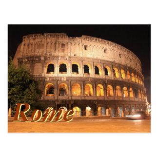 Colloseum in Rom Postkarte