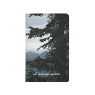 Colorado-Berge und Wildnis-Taschen-Zeitschrift Taschennotizbuch